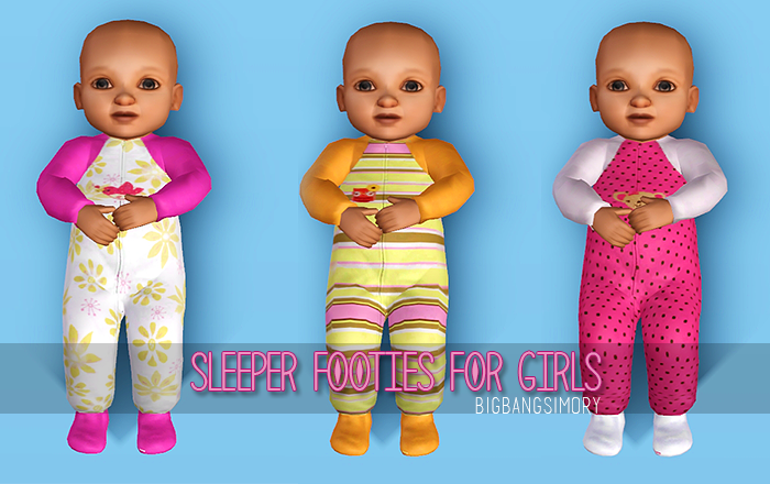 Sims 3 Free Downloads Baby Clothes