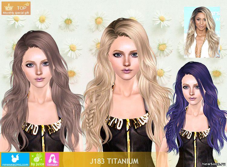 Женщины | Прически - Страница 2 J183_Titanium_by_NewSea_1