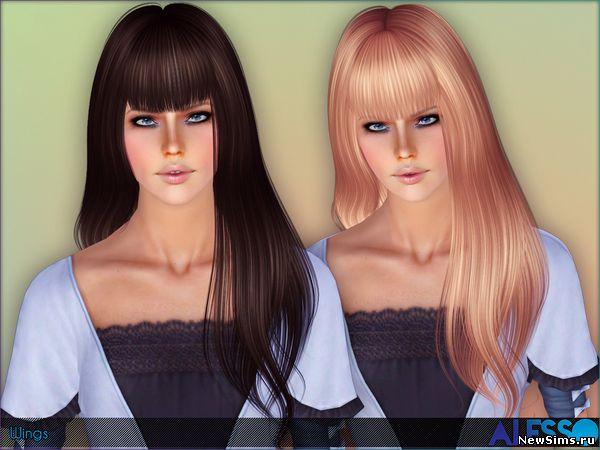 Женщины | Прически - Страница 2 Alesso-Wings_Hair_1