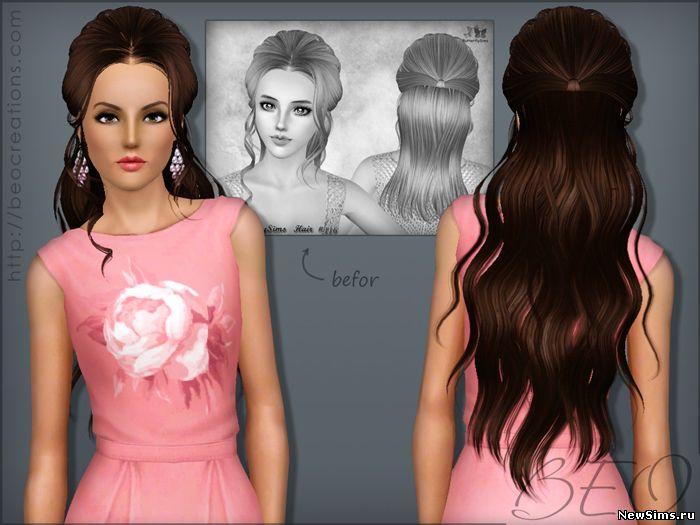 Женщины | Прически - Страница 2 Butterfly_116_Newsea_J018_by_BEO