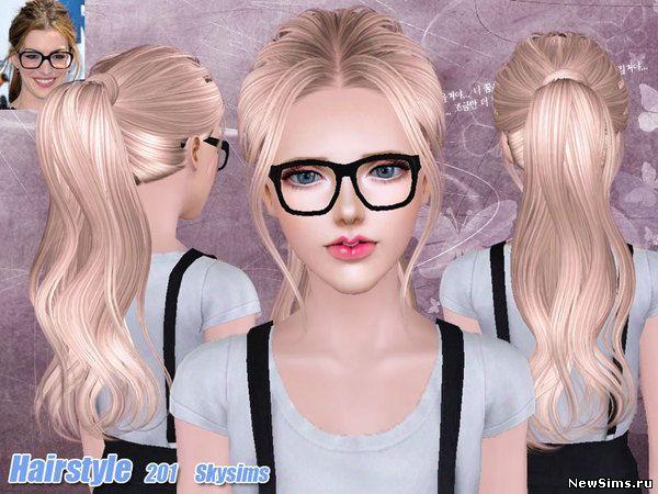 Женщины | Прически - Страница 2 Skysims-Hair-201_1