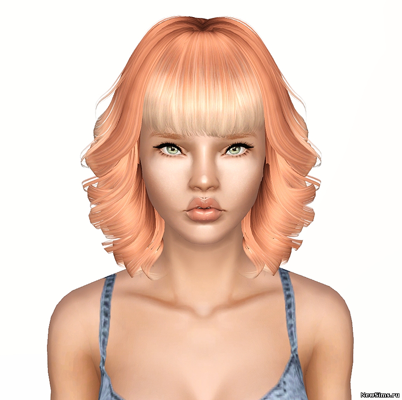 Женщины | Прически Skysims_213_Retexture_by_Monolithsims
