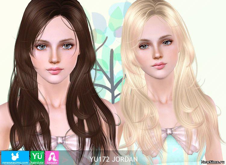 Женщины | Прически YU172_Jordan_by_NewSea_1