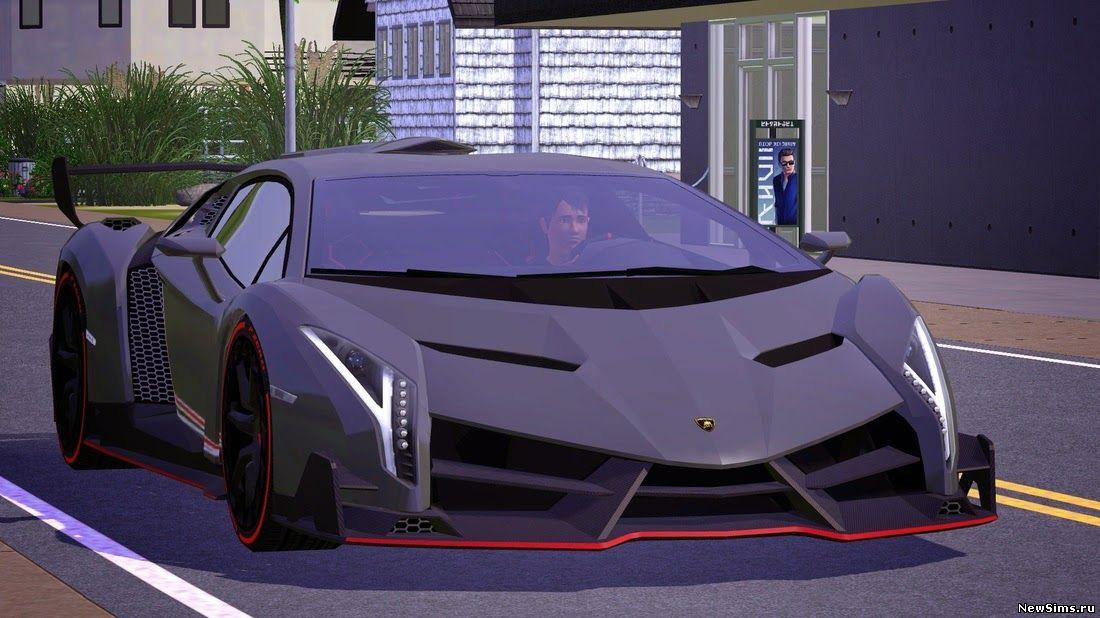 Скачать дополнение на The Sims 3 Машины