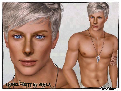 Как создать красивое лицо в симс 3