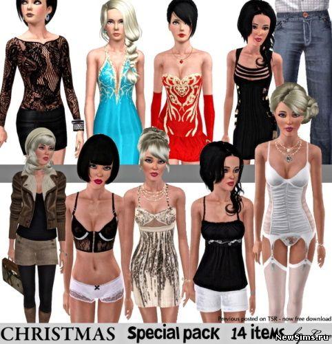 sims 3 roupas femininas download