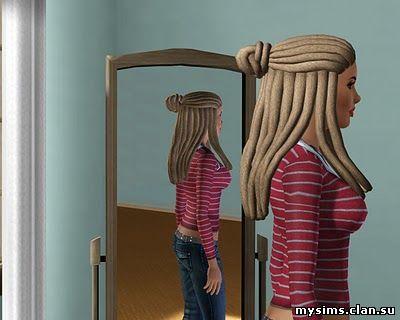 причёски из дредов